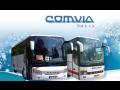 Zájezdová autobusová doprava tuzemská i zahraniční s profesionálními a spolehlivými řidiči