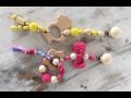 Výroba originálních hraček, doplňků do dětského pokoje - tvořivé dílny, kurz pro budoucí maminky, babičky