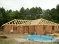 Tesařské, klempířské a pokrývačské práce, realizace střech