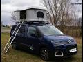 Skořepinové, látkové autostany - campingový střešní stan pro spaní na střeše vozu, dodávky