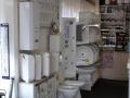 Prodej vodoinstalačního a topenářského materiálu a vybavení