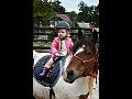 Ponyland Lucie Boháčové, Klášterec nad Ohří, projížďky na koních a ponících, focení a vystoupení
