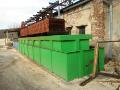 Impregnace řeziva Liberec - ošetření dřeva přípravkem LIGNOXIX STABIL