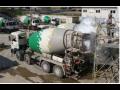 Chlazený beton z betonárny TBG METROSTAV s dlouhou životností pnutí a ...
