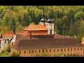 Klášter premonstrátů, národní kulturní památka, ubytování v hotelu