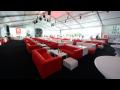 Pronájem mobiliáře pro konference, večírky a presentace