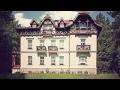 Hotel v Mariánských Lázních v malebném parku, ubytování v atraktivní lázeňské lokalitě