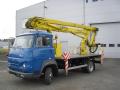 Prodej pracovních plošin po repasi a náhradní díly na montážní plošiny