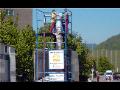 Kanalizační roboty různých velikostí