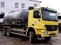 Odvoz odpadu, čištění kanalizace, likvidace fekálií Liberec.