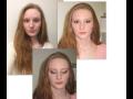 Kosmetické ošetření pleti, proměna vizáže od vizážistky