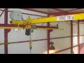 Rekonstrukce, modernizace, dodávky průmyslových jeřábů Zlín