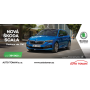 Prostorná, dynamická a praktická je nová Škoda Scala – prodej vozu za ...