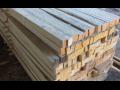 Krovy, dřevěné konstrukce, střešní latě, stavební řezivo Opava