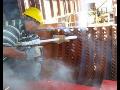 Pravidelné čištění tryskáním suchým ledem