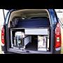 Kempingová, spací vestavba do auta Van Camping Modul - úprava auta na ...