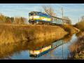 Spolehlivá železniční doprava materiálu, komodit včetně poradenství