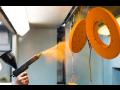 Práškové lakování a povrchová úprava kovů Blansko, lakování kovových konstrukcí i nábytku