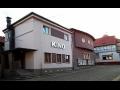 Pravidelné promítání filmů, online prodej vstupenek, kinosál Jirkov