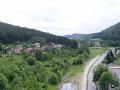 Obec Čenkov, okres Příbram, CHKO Brdy a Přírodního parku Hřebeny