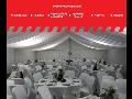 Půjčovna párty vybavení pro soukromé akce - zapůjčení chlaďáku, pivních setů, svatebních stolů, židlí