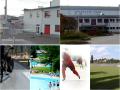 Atletický a zimní stadion, sportovní areál Uherské Hradiště
