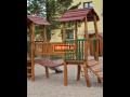 Výroba a prodej věžových sestav a rozhleden - atraktivní zábava pro děti