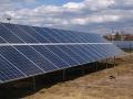 Fotovoltaika,sol�rn� elektr�rna B�eclav, Ji�n� Morava