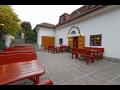 Rodinná restaurace a penzion v Mariánském údolí v Brně, rodinné oslavy, svatby, večírky