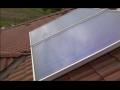 Zprostředkování a  montáž plochých solárních kolektorů s bezpečnostním sklem