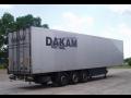 DAKAM Ltd. - transport in controlled temperature regime, the Czech Republic
