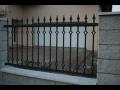 Zámečnictví, zámečnické práce, brány, vrata, zábradlí, plot Krnov