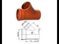 Kanalizační trubní systém, odpadní potrubí, tvarovky Uh. Hradiště