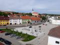 Hrušovany nad Jevišovkou, turistická oblast v jihomoravském příhraničí s pamětihodnostmi