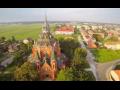 Novogotický Kostel Navštívení Panny Marie, zajímavý architektonický ...