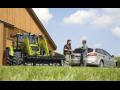 Zemědělská technika CLAAS a VÄDERSTAD, prodej nových i použitých strojů pro zemědělce