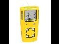 Prodej, pronájem osobního detektoru plynů - spolehlivý detektor oxidu uhelnatého, sirovodíku, výbušných plynů, kyslíku