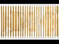 Výroba a soustružení šprušlí – celodřevěné, kombinované s nerezí