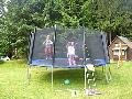 CHATY OSIKA Česká Kanada s.r.o., ubytování, dětské a sportovní hřiště, hospůdka