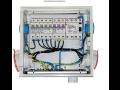 Plastové staveništní a zásuvkové rozváděče pro napájení elektrických ...