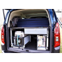 Camping, Schlafeinbauten im Auto Van Camping Modul – Autoumbau für ...