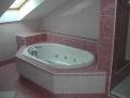 Rekonstrukce koupelny, obklada�sk� pr�ce Olomouc