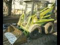 Výkopy pro bazény, terénní úpravy, zemní práce Olomouc