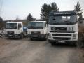 Odvoz stavební suti, odvoz odpadu, dovoz betonu Olomouc