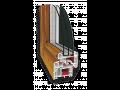Okno s nejlepší tepelnou izolací, tepelně izolační trojsklo Zlín