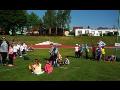 Mateřská škola se zahradou a pískovištěm