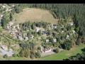 Obec Věžná, vesnice v údolí říčky Nedvědičky, rekreační oblast