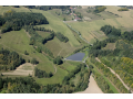 Obec Věžná v okrese Žďár nad Sázavou, krásná a rozmanitá příroda, lesy, louky, rybník