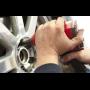 Výměna brzdových destiček a kotoučů, oleje v motoru včetně filtru - profesionální  servis