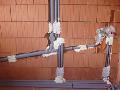 Vodoinstalační, topenářské práce Brno